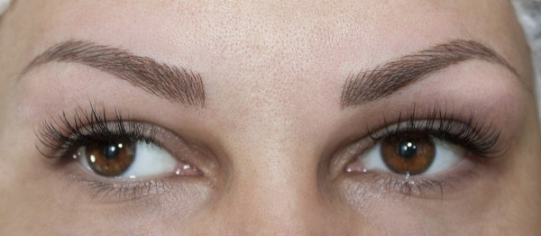 Microblading Hairstroke brows Cape Town