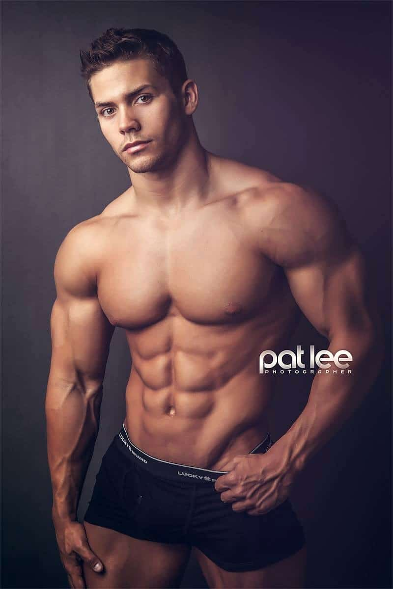 Competition Bodybuilder Fitness Tan Cape Town